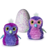 Hatchimals Glittering Garden - Hatching Egg and Interactive Sparkly Peng... - $1.863,21 MXN