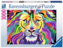 Ravensburger King of Technicolor 1000 Piece Puzzle - $32.00