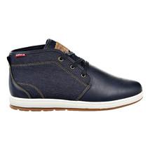 Levi's Ace Millstone Denim Mens Shoes Navy 517939-09u - $44.95