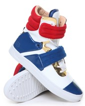 High Men Shoes Top Red Blue Footwear Color White Limited Shoe Tennis Multi qSgtq