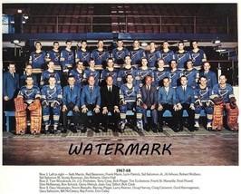 NHL 1967 - 68 St. Louis Blues 1st Season Color Team Pic 8 X 10 Photo Fre... - £6.35 GBP