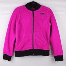 The North Face osito youth girls fuchsia zipper jacket size L/G 14-16 - $33.28