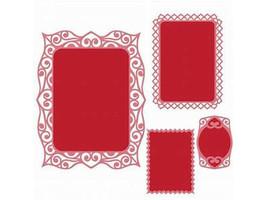 Spellbinders Nestabilities Labels 40 Decorative Accents Die Set #S4-466 image 2