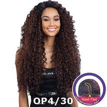 "FreeTress Equal Lace Deep Invisible ""L"" Part Lace Front Wig - KITRON 1 J... - $31.63"
