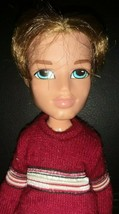 2000's MGA Barbie Size Boy Blond Hair Doll  - $10.64