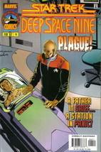 Star Trek: Deep Space Nine Comic Book #4 Marvel Comics 1997 NEAR MINT NE... - $3.99