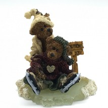 Boyds Bears #2267 Simone and Bailey Helping Hands Folkstone Collection R... - $15.29