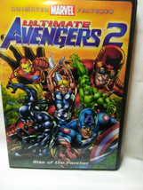 Ultimate Avengers 2: Rise of the Panther DVD, 2006 - $2.48