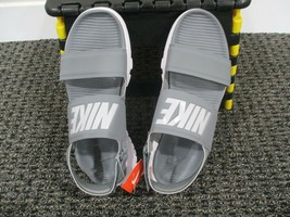 BNWT Nike Tanjun sandals, Women, Grey, size 8 - $38.61