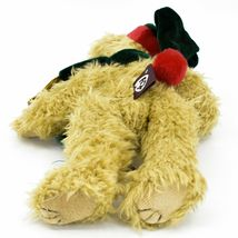 1993 Ty Attic Treasures Spruce Holiday Christmas Teddy Bear Beanbag Plush Toy image 5