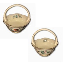 "Lenox ""Serenade"" Cosmopolitan Collection Porcelain Basket - $18.81"