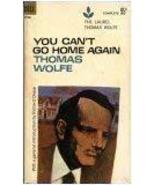 You Can't Go Home Again [Paperback] [Jan 01, 1960] Wolfe, Thomas - $23.76