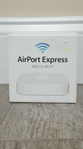 Apple AirPort Express Wireless N Router, MC414LL/A, (Worldwide Shipping) - $148.49