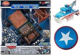 RideMakerz Talking Mater with Flashing Lights Build-N-Go Kit Plus BONUS ... - $92.12