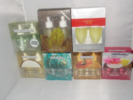 2 Bath & Body Works Slatkin U CHOOSE Wallflowers Refills 2 Bulbs .8 oz E... - $9.90+