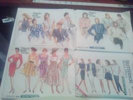 Vogue's Basic Design.s 3 Butterick  1 - $11.40