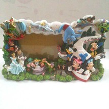 Tokyo DisneySea limited Item Photo Frame Stand with Mickey & Friends Music Box - $125.73