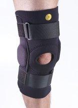 Corflex Latex-Free Hinged Range of Motion Knee Brace-L-No-Op-Pop - $81.99