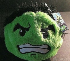 Fuzzbies By Marvel, (Hulk) Plush Ball! New With Tags! Nwt - $13.17