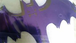 42 Foot  Halloween String Decoration - 6 Strings 7ft Long - Purple & Bla... - $4.90
