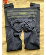 Sankom Women's Posture Correction Yoga Pants, Blue, S/M - $100.00