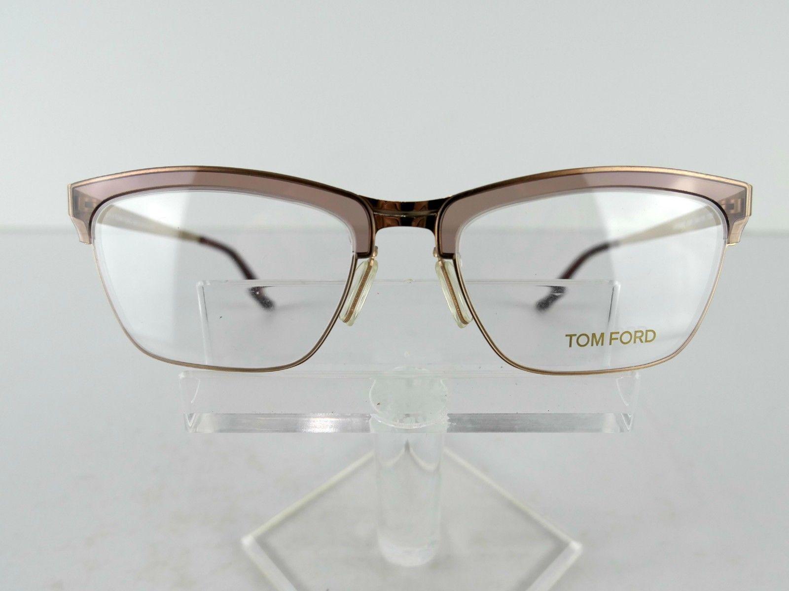 Tom Ford TF 5392 (050) Beige /Matte Gold  54 x 18 135 mm Eyeglass Frames