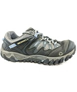 Merrell All Out Blaze Womens 7.5 Hiking Shoes Gray Lavender Vibram Sole ... - $31.45