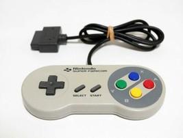 Nintendo Super Famicom Original Controller 1991-SFC SNES Free Shipping W... - $58.93