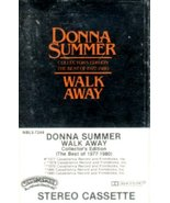 Walk Away: The Best Of 1977-1980 [Audio Cassette] Donna Summer - $34.65