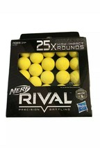 Nerf Rival Hasbro Toys 25 round High Impact Refill Pack New Sealed Ammo T50 - $3.96