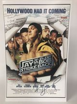 "Kevin Smith Signed Autographed ""Jay & Silent Bob"" Glossy 11x17 Movie Poster - $119.99"