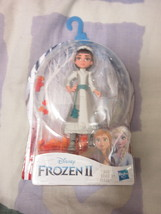 Disney Frozen Honeymaren Small Doll Wearing White Dress - $25.00
