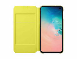 Genuine Samsung Galaxy S10 LED View(Wallet) Cover Case / EF-NG973 3_Colors image 9