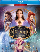 Disney's The Nutcracker And The Four Realms [Blu-ray + DVD]