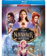 Disney's The Nutcracker And The Four Realms [Blu-ray + DVD]  - $17.95