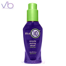 IT'S A 10 Miracle Styling Serum 120ml, Alcohol Free, Made In USA , its a 10 - $24.65