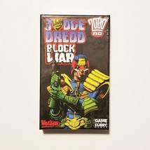 Judge Dredd Block War Card Game by Game And A Curry GAAC2000 - $22.57