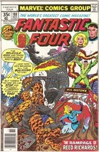 Fantastic Four Comic Book #188, Marvel Comics 1977 VERY FINE- - $7.84