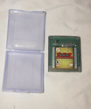 Yu-Gi-Oh Oscuro Doble Stories Nintendo Game Boy Color + Advanced Sistemas, 2002 image 3