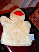 Boyds Plush Han Puppet Duck Soft   Toy - $3.50