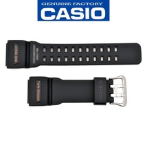 CASIO G-SHOCK Mudmaster Watch Band Strap GG-1000-1A Original Black Rubber - $44.87