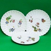 Set Of 3 Vintage (1933-1969) Copeland Spode Demitasse Saucers (No Cups) - $4.95