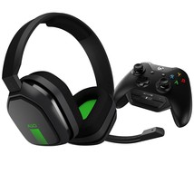 ASTRO Gaming A10 Gaming Headset   MixAmp M60 - Green/Black - Xbox One He... - $217.82