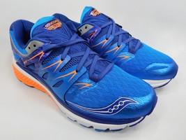 Saucony Zealot ISO 2 Men's Running Shoes Size US 9 M (D) EU 42.5 Blue S20314-4