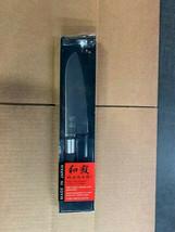"Kai Wasabi BLACK Santoku Knife, 6 1/2"" Steel, 6716S - $29.69"