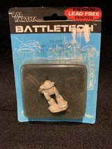 BattleTech Pewter Miniatures - UMR-60 UrbanMech (2 pieces) - By Ral Partha  - $18.00