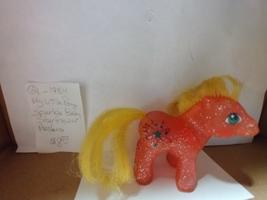 1984 My Little Pony Sparkle Baby Starflower  - $8.00