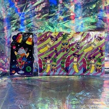 Vintage 90s Lisa Frank Half Fabulous Fruit S244 + Galactic Sundae S251 Module
