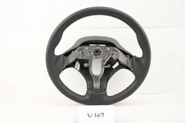 New OEM Mopar Leather Steering Wheel Black Mitsubishi Eclipse 2003 2004 2005 NOS - $193.05