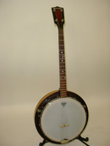 Vintage 1939 Kalamazoo by Gibson 4-String Tenor Banjo - $995.00